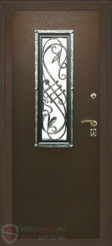 металлические входные двери высшей прочности для коттеджа от производителя недорого