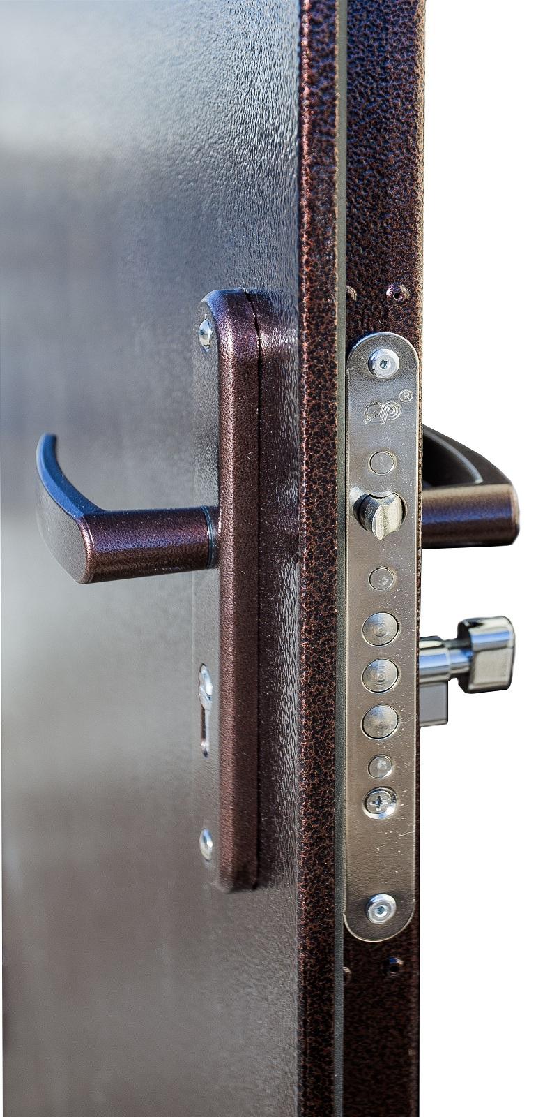купить металлическую дверь 2000 на 100
