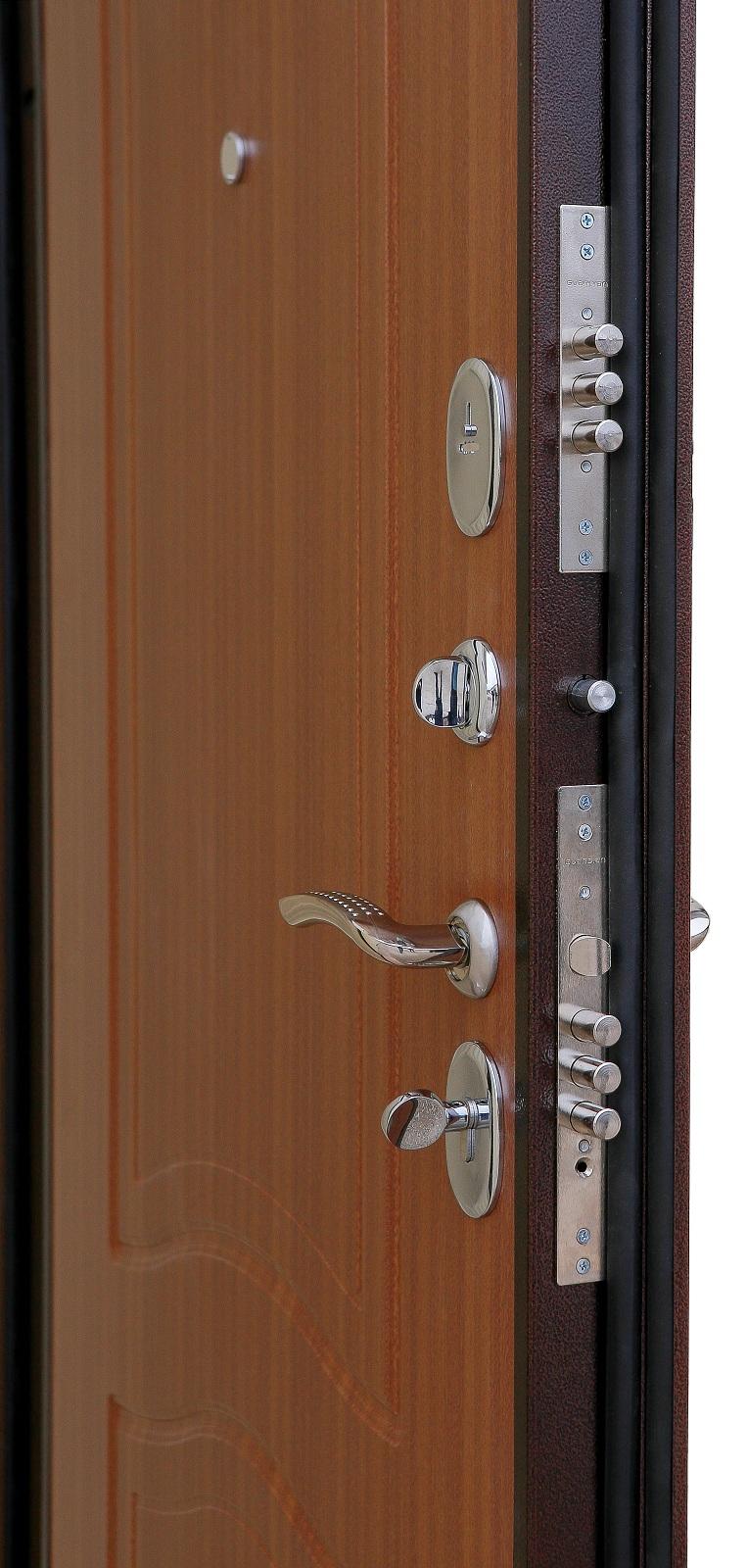 двери железный выбор